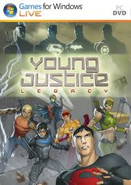 Download Game Young Justice Legacy PC