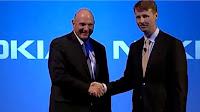 Microsoft beli Nokia
