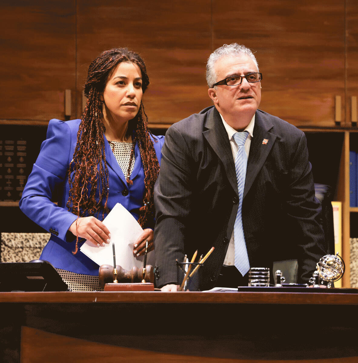 ההצגה ראש המועצה בתיאטרון הבימה - רכישת כרטיסים ולוח הצגות