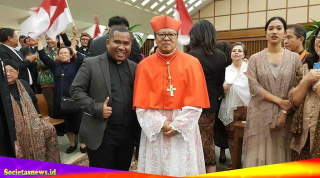 """Mengenal """"KARDINAL"""" dalam Gereja Katolik"""