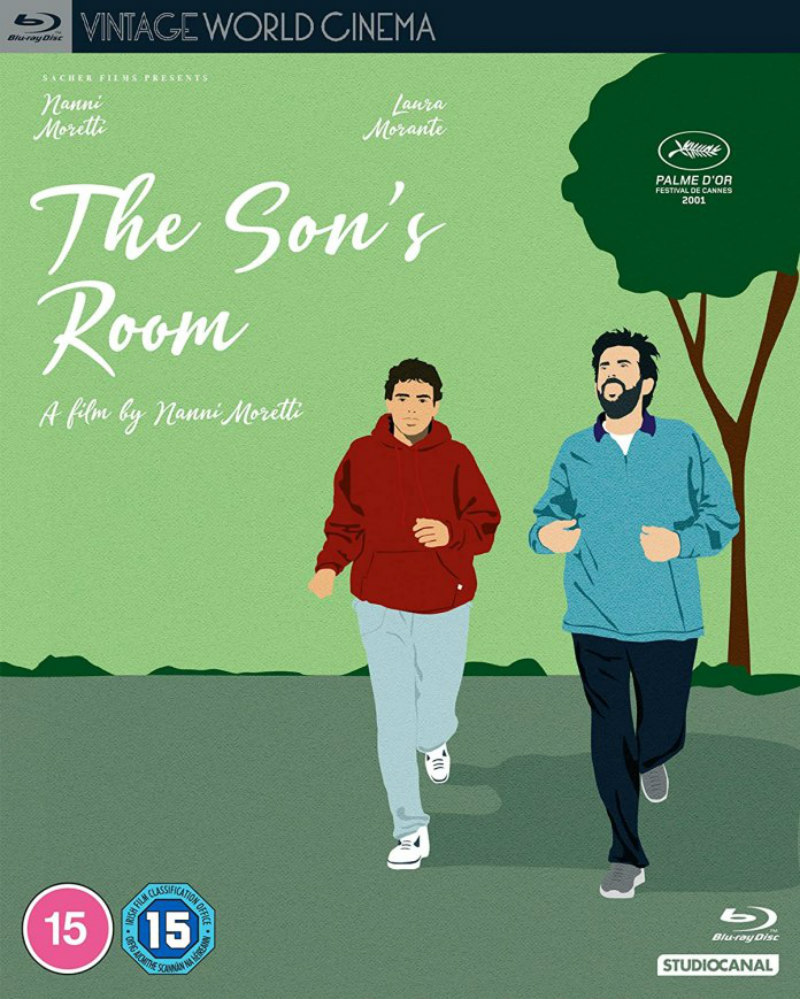 the son's room bluray