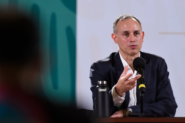 Anuncia López-Gatell el fin de las conferencias para informar sobre el COVID19