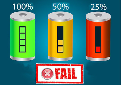 5 Signs of Laptop Battery Failure | Dead Battery Symptoms