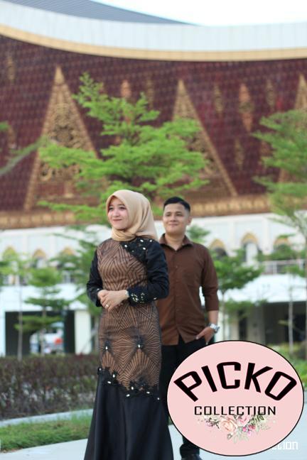Jahit Baju Prewed Padang Picko