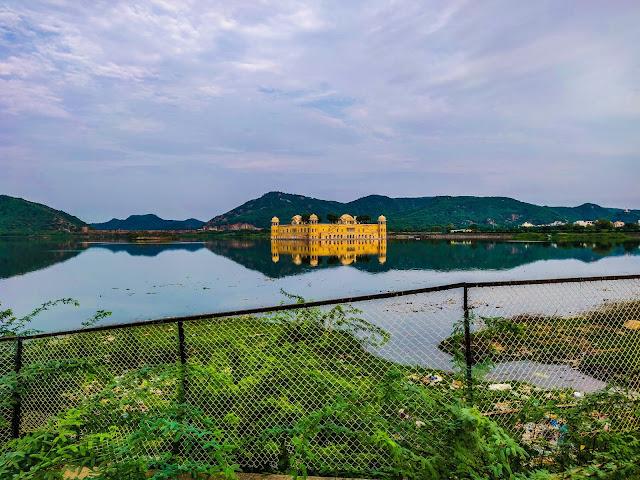 Jai Mahal Jaipur Overview