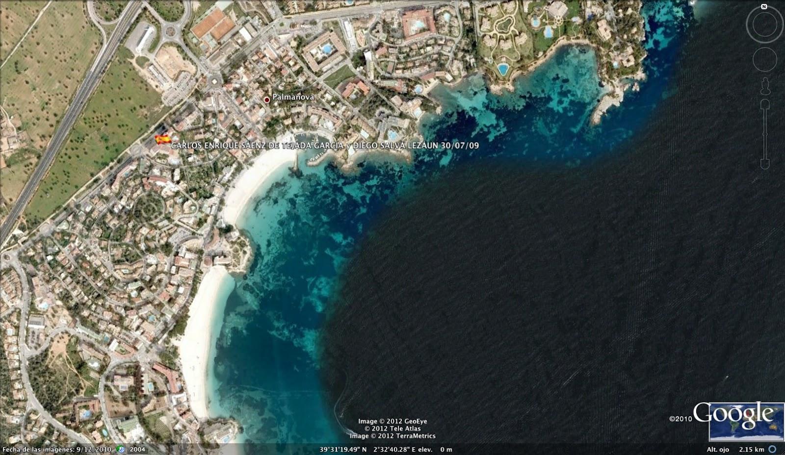 el mapa del olvido el mapa de los asesinatos de eta diego salva lezaun calvia islas baleares espana