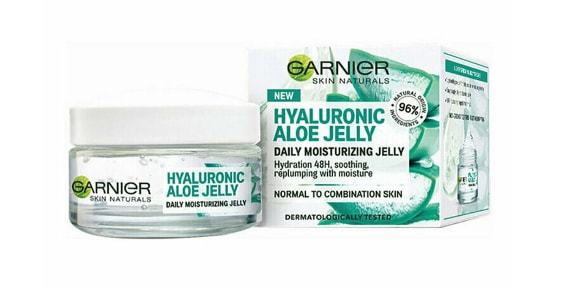 Gel hidratant cu acid hialuronic si aloe vera Garnier Skin Naturals, 50 ml