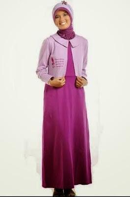 Baju Gamis Modern Lebaran Anak Muda1