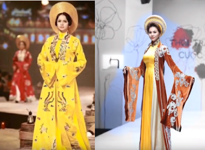 Vietnamese Royal Costumes