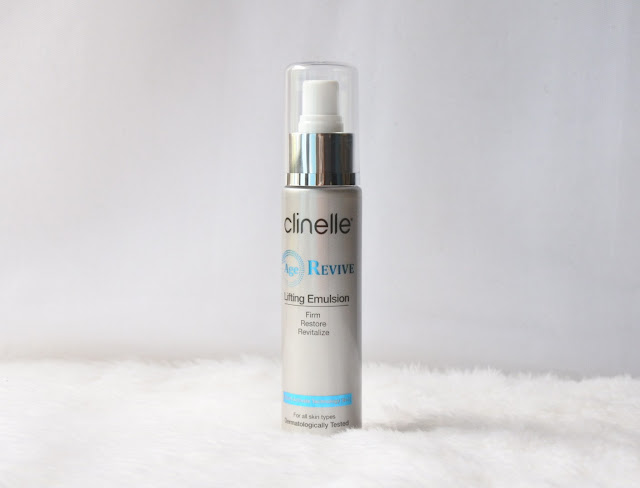Clinelle Age Revive Lifting Emulsion