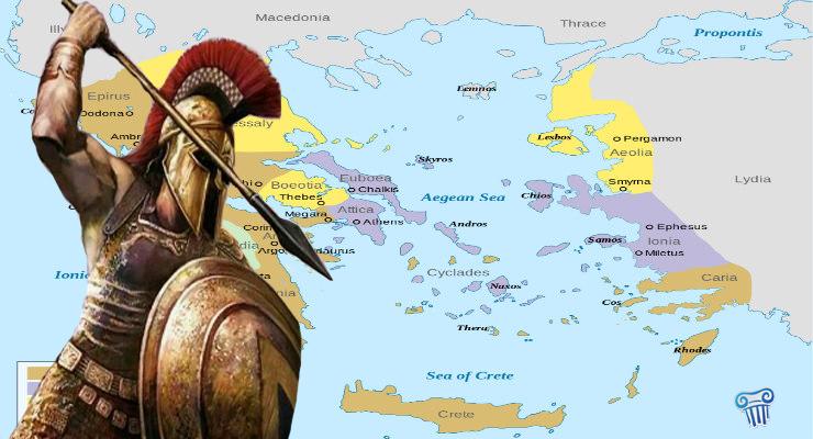 Ιστορία και ονομασίες των Ελληνικών φύλων