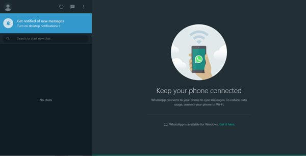WhatsApp web Dark mode: How to Enable Dark Mode on Whatsapp web on Chrome, Firefox