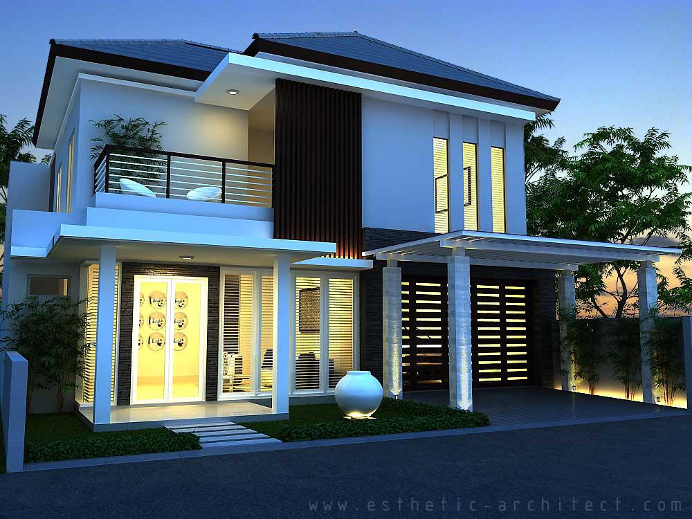 Foto Rumah Minimalis Type 120 - Desain Rumah