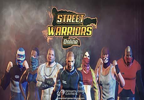 لعبة محاربين الشوراع Street Warriors Online