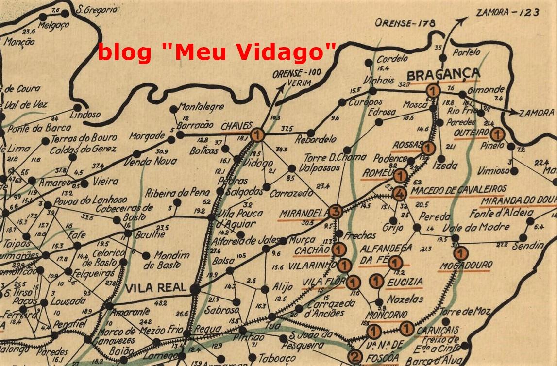 mapa vidago Série Vidago Palace   Genérico mapa vidago