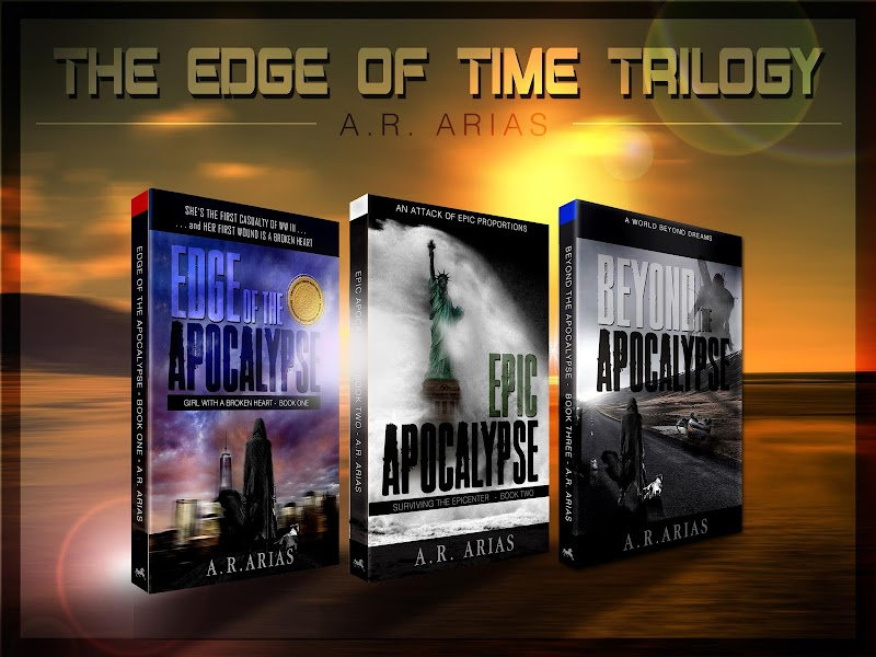The Edge of Time Book Series [An Accidental Series]
