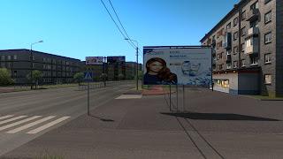 ets 2 real advertisements v1.3 screenshots, russia 9
