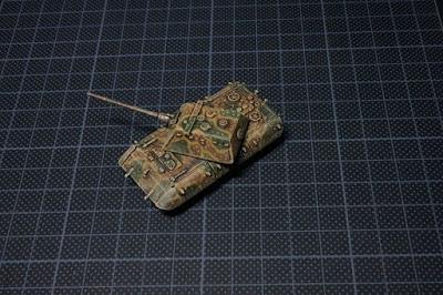 E-100 Krupp turret & Ausf B turret picture 4