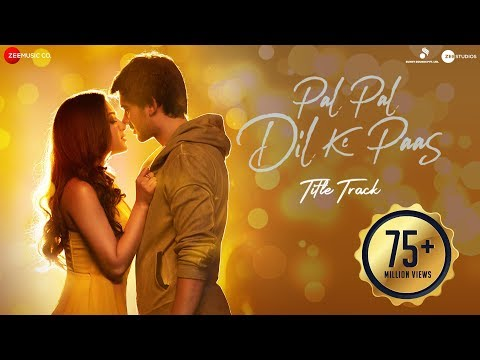 Pal Pal Dil Ke Paas Lyrics in English - Arijit Singh
