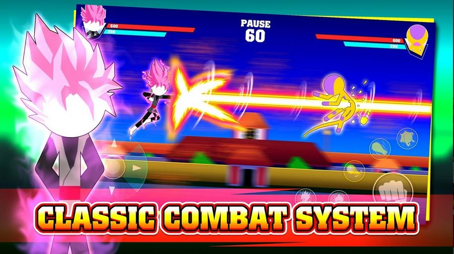 download Stick Battle Fight Mod apk v1.6 (Unlimited Money & Full Karekter) 3