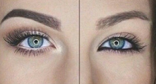 TUTORIAL - HOW TO MAKE YOUR EYES LOOK BIGGER IN 7 SIMPLE STEPS