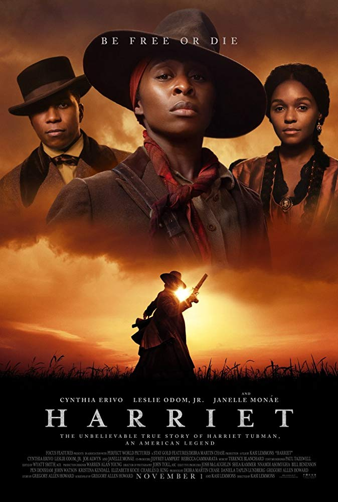 Harriet 2019 HD 1080p Español Latinoz poster box cover