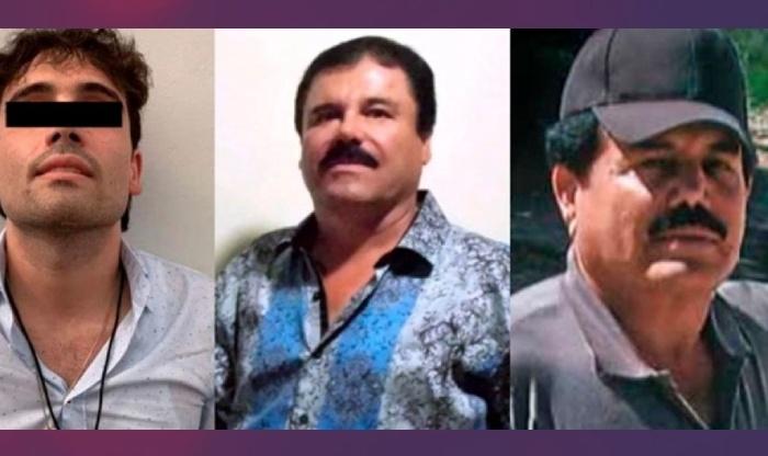 """""""El Chapo"""" Guzmán , """"El Mayo"""" Zambada y Ovidio Guzmán tienen los mismos gustos"""