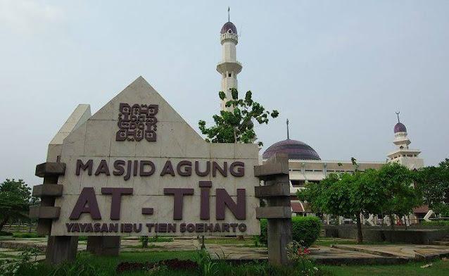 Masjid termegah Indonesia