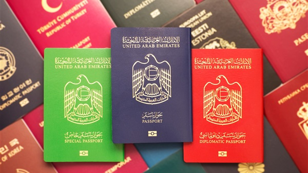 The UAE is at the forefront of the Arabs for the most powerful passports in the world ... and Lebanon occupies this position