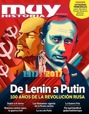 Revista Muy Historia España Octubre 2017