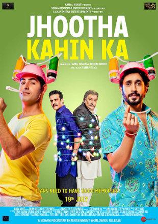 Jhootha Kahin Ka 2019 Full Hindi Movie Download Hd In DVDScr