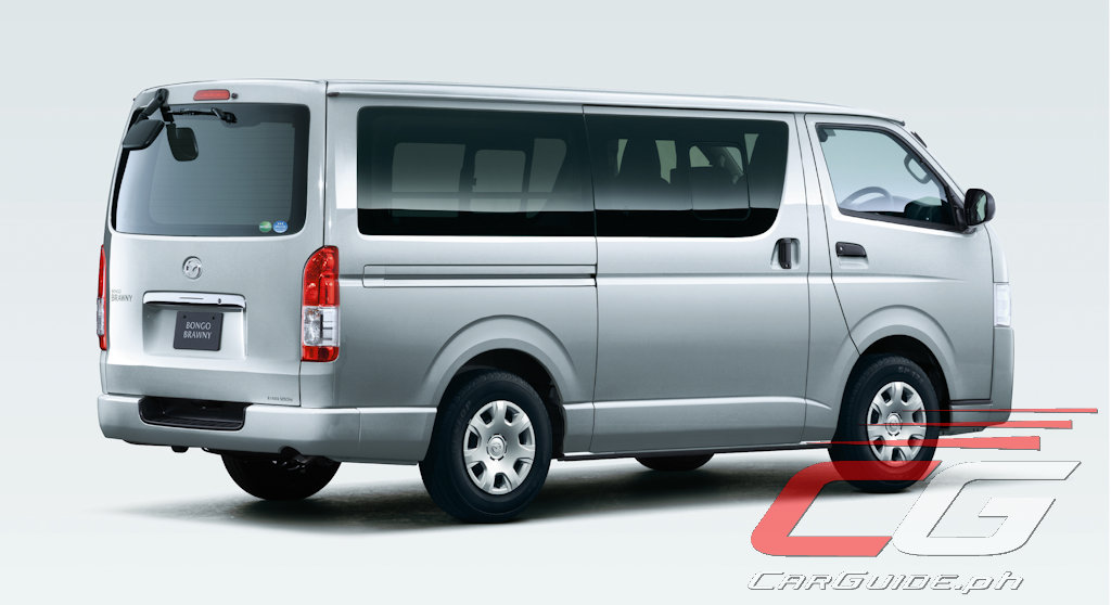 The Previous-Generation Toyota Hiace is Back...as a Mazda ...