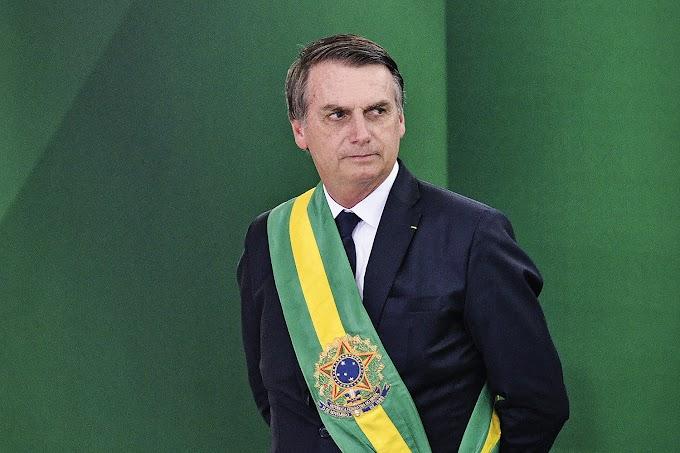 Se a facada tivesse sido fatal, hoje você teria como Presidente Haddad ou Ciro. Sua liberdade, certamente, não mais existiria, diz Bolsonaro
