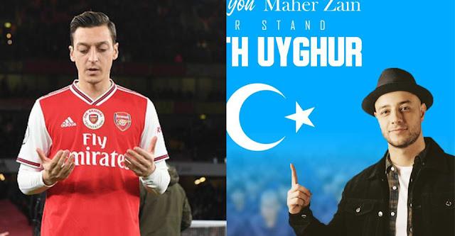 Maher Zain Seru Lebih Ramai Selebriti Bersuara Berkaitan Isu penindasan Etnik Uyghur
