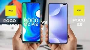 Poco M2 Pro vs Poco X2:  जानिए दोनों में क्या अंतर है। - Vapi  Media News