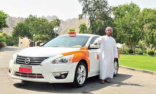 افضل تطبيق حجز سيارات في عمان! كيفية حجز سيارة أجرة في OTaxi