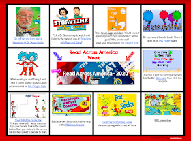 Digital Meanderings Remote Learning Choice Boards And Seesaw