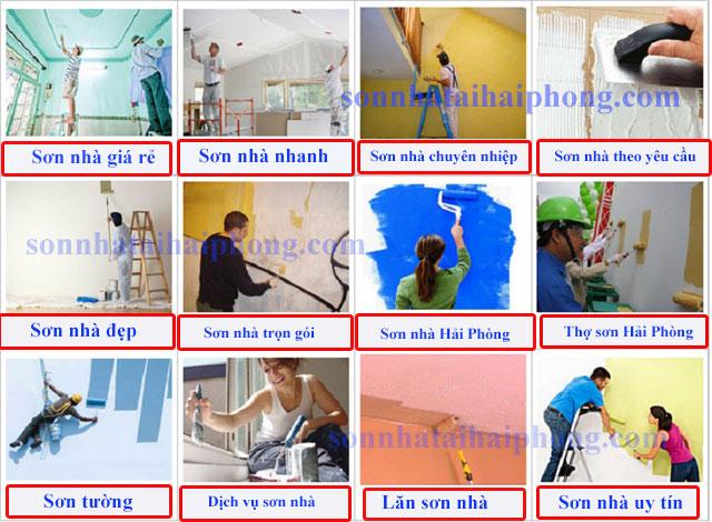 Hãy liên hệ ngay với chúng tôi để được sử dụng những dịch vụ tốt nhất hiện nay trên thị trường về lĩnh vực sơn sửa nhà