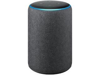 Echo 3ª Geração Smart Speaker com Alexa Amazon - Foto 1