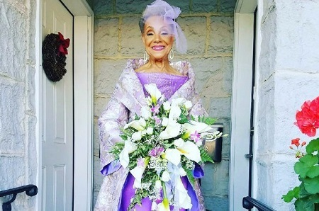Wow!!! This Newly Wedded Bride is 86 Years Old But Her Stylishness Will Leave You Speechless (Photos)