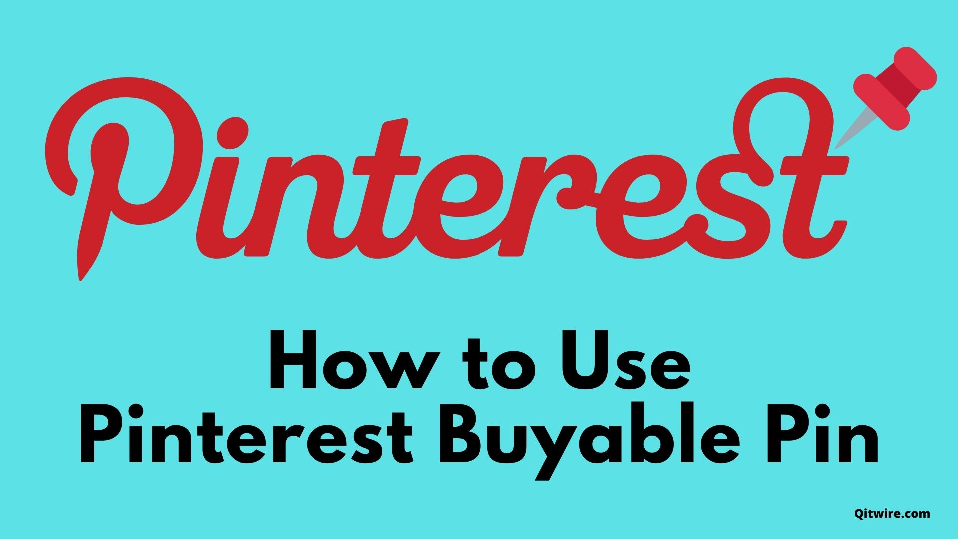 How to Use Buyable Pins on Pinterest [Pinterest Business]
