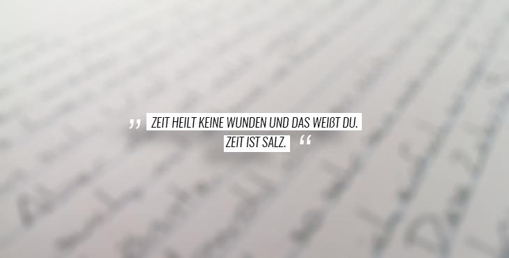"""Zet heilt keine Wunden..."" Grafik+Foto © fieberherz.de"