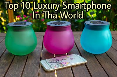 दुनिया के सबसे महेंगे 10 Smartphone