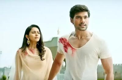 Jaya Janaki Nayaka (2017) Telugu Full Movie - 9