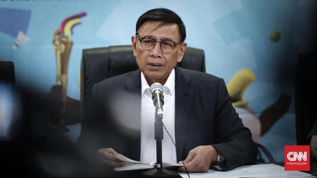Wiranto Undang NU, GNPF, Hingga FPI dalam Dialog Kebangsaan