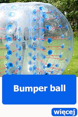 Dmuchańce wrocław Bumper ball