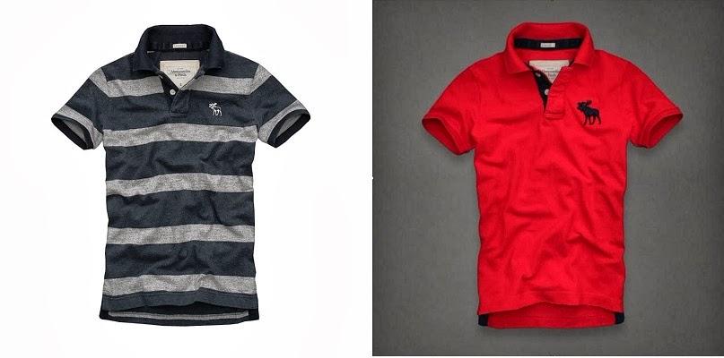 9ff4ea0c3e Camisas polo marcas famosas 10 peças atacado - abercrombie .