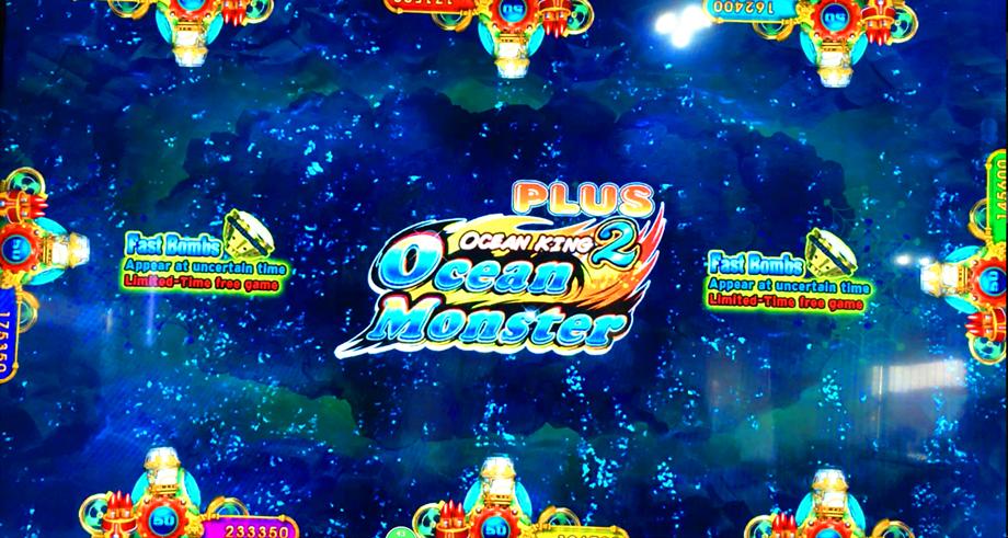 Always Win Ocean King 2 Thunder Dragon Monster Revenge Fish