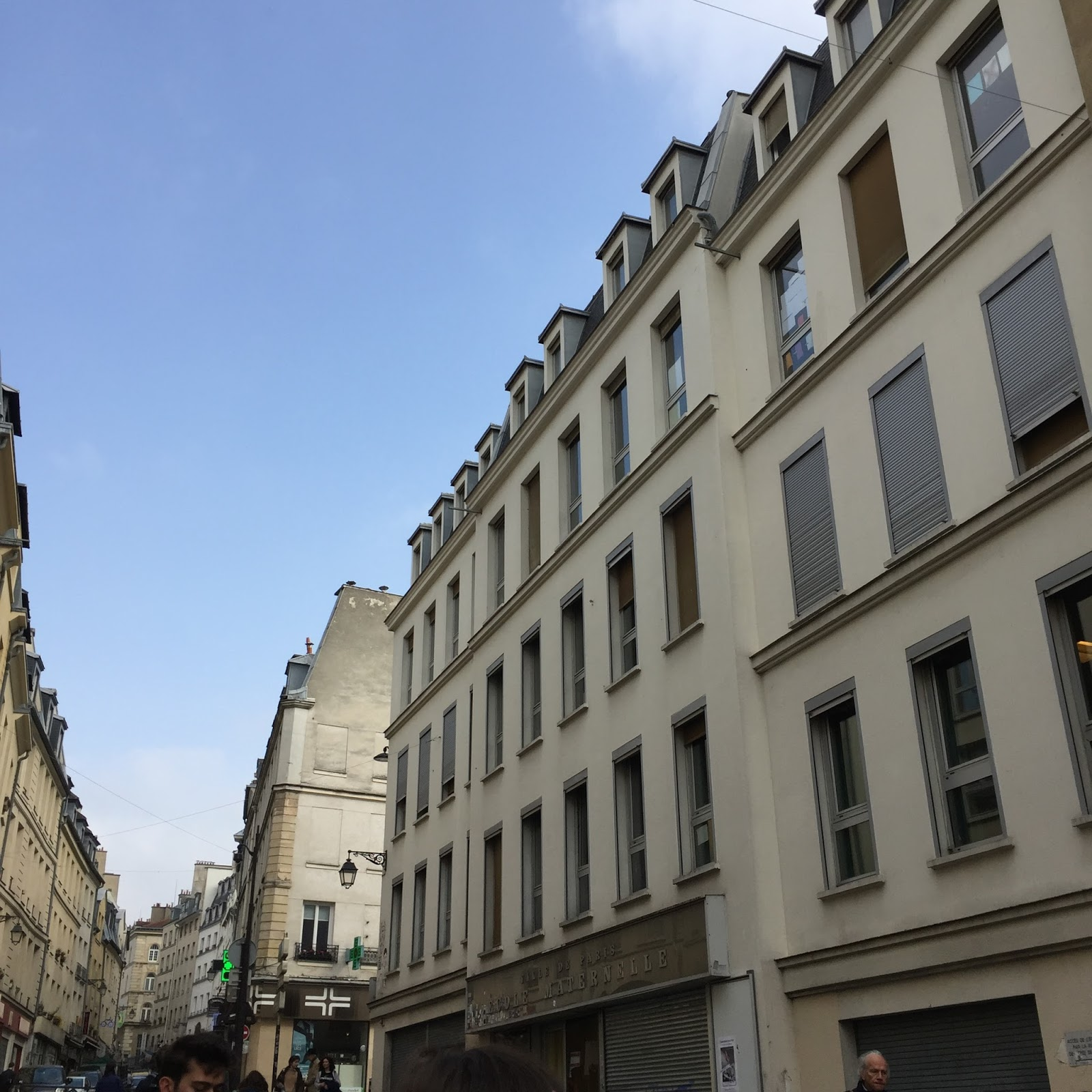 Rue Moufftard Paris