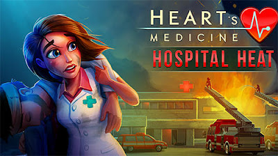 لعبة Heart's Medicine Hospital Heat مهكرة مدفوعة, تحميل APK Heart's Medicine Hospital Heat, لعبة Heart's Medicine Hospital Heat مهكرة جاهزة للاندرويد, Heart's Medicine Hospital Heat apk obb